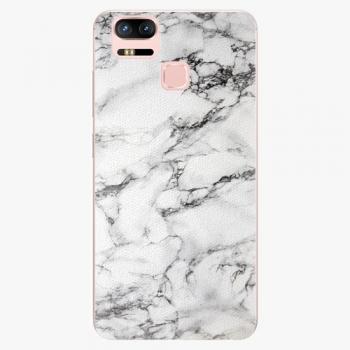 Plastový kryt iSaprio - White Marble 01 - Asus ZenFone 3 Zoom ZE553KL