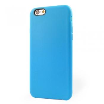 Pružný kryt iSaprio Jelly pro iPhone 6 / 6S modrý