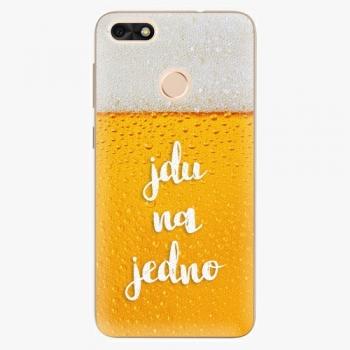 Plastový kryt iSaprio - Jdu na jedno - Huawei P9 Lite Mini