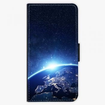 Flipové pouzdro iSaprio - Earth at Night - iPhone 7 Plus