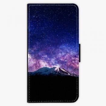 Flipové pouzdro iSaprio - Milky Way - iPhone 7 Plus