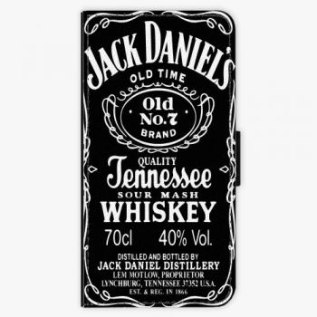 Flipové pouzdro iSaprio - Jack Daniels - iPhone 7 Plus