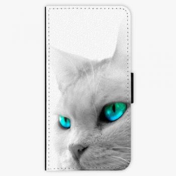 Flipové pouzdro iSaprio - Cats Eyes - iPhone 7 Plus
