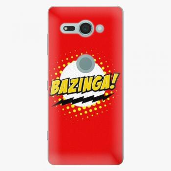 Plastový kryt iSaprio - Bazinga 01 - Sony Xperia XZ2 Compact