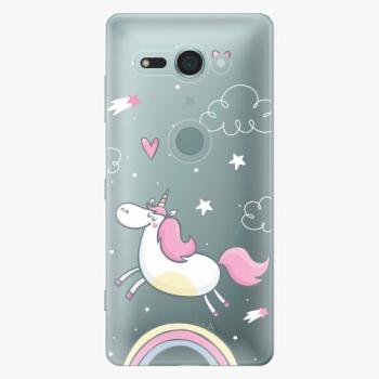 Plastový kryt iSaprio - Unicorn 01 - Sony Xperia XZ2 Compact