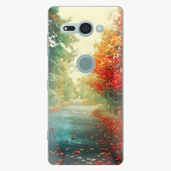 Plastový kryt iSaprio - Autumn 03 - Sony Xperia XZ2 Compact