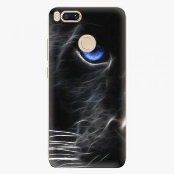 Plastový kryt iSaprio - Black Puma - Xiaomi Mi A1