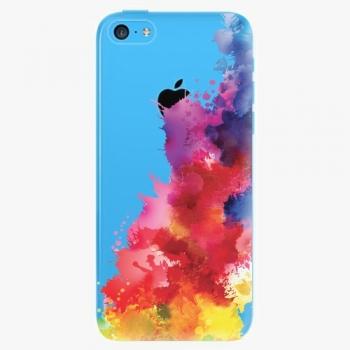 Plastový kryt iSaprio - Color Splash 01 - iPhone 5C