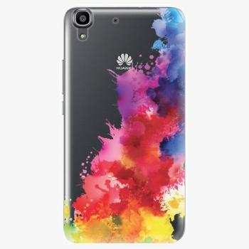 Plastový kryt iSaprio - Color Splash 01 - Huawei Ascend Y6