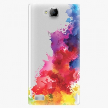 Plastový kryt iSaprio - Color Splash 01 - Huawei Honor 3C