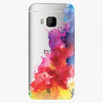 Plastový kryt iSaprio - Color Splash 01 - HTC One M9