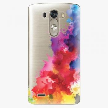 Plastový kryt iSaprio - Color Splash 01 - LG G3 (D855)