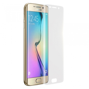 Temperované 3D sklo 0.3mm pro Samsung Galaxy S6 Edge