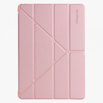 Pouzdro iSaprio Smart Cover - Rose Gold - iPad Air