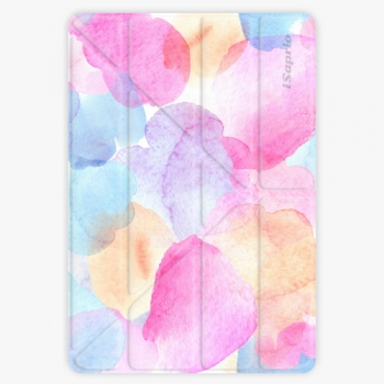 Pouzdro iSaprio Smart Cover - Watercolor 01 - iPad Air