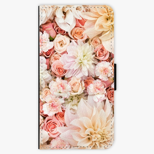 Flipové pouzdro iSaprio - Flower Pattern 06 - Huawei P20