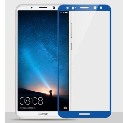 Tvrzené sklo Mofi 3D pro Huawei Mate 10 Lite - blue