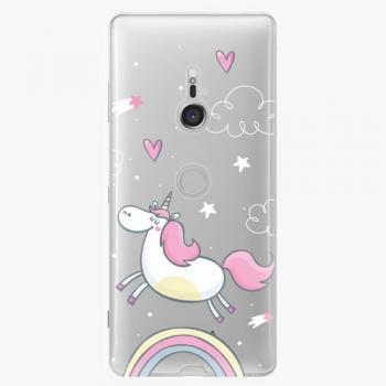 Plastový kryt iSaprio - Unicorn 01 - Sony Xperia XZ3