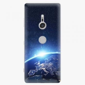 Plastový kryt iSaprio - Earth at Night - Sony Xperia XZ3
