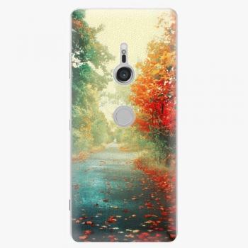 Plastový kryt iSaprio - Autumn 03 - Sony Xperia XZ3