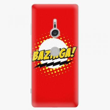 Plastový kryt iSaprio - Bazinga 01 - Sony Xperia XZ3