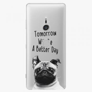 Plastový kryt iSaprio - Better Day 01 - Sony Xperia XZ3