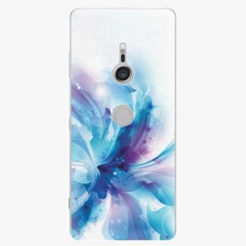Plastový kryt iSaprio - Abstract Flower - Sony Xperia XZ3