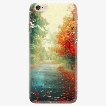Silikonové pouzdro iSaprio - Autumn 03 - iPhone 6/6S