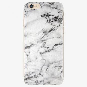 Silikonové pouzdro iSaprio - White Marble 01 - iPhone 6/6S