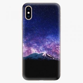Silikonové pouzdro iSaprio - Milky Way - iPhone XS