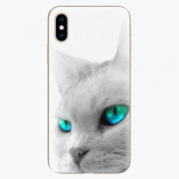 Silikonové pouzdro iSaprio - Cats Eyes - iPhone XS
