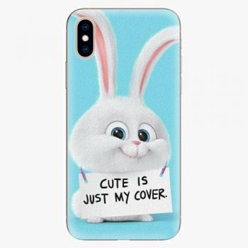 Silikonové pouzdro iSaprio - My Cover - iPhone XS