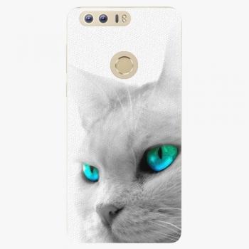 Silikonové pouzdro iSaprio - Cats Eyes - Huawei Honor 8